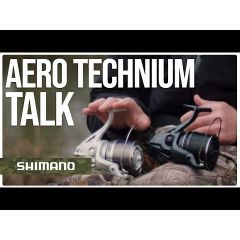 Mulineta Shimano Aero Technium  12000 XTB Magnesium