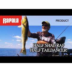 Vobler Rapala Shad Dancer 7cm/15g, culoare RCW