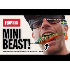 Rapala X-Rap Peto 14cm/39g, culoare RTL
