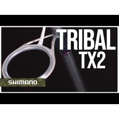 Lanseta Shimano Tribal TX2 Intensity 3.96m/3.50lb
