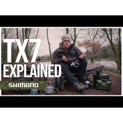 Lanseta Shimano Tribal TX7 3.66m/3.25lbs