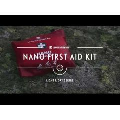 Lifesystems FirstAid Light and Dry Nano Kit
