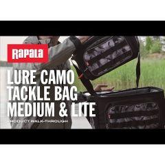 Geanta Rapala Lure Camo Tackle - M
