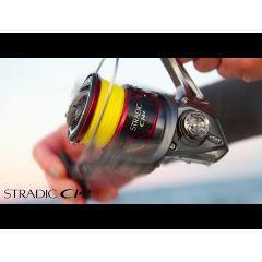 Mulineta Shimano STRADIC CI4+ 2500 HGFB