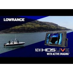 Sonar pescuit Lowrance HDS-9 LIVE Active Imaging 3-in-1 (ROW)