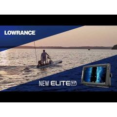 Sonar Lowrance Elite-9 Ti2 US Coastal Active Imaging 3-in-1