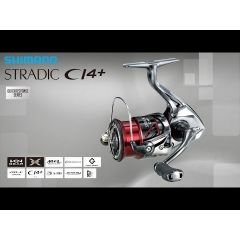 Mulineta Shimano Stradic CI4+ 1000 FB