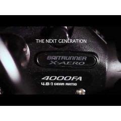 Mulineta Shimano Baitrunner X-Aero 4000 FA