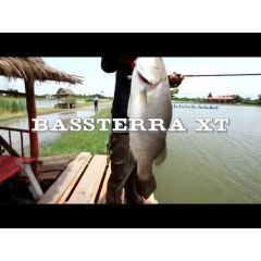 Lanseta Shimano Bassterra Casting XT 166M (1,98m)