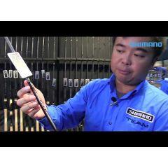 Lanseta Shimano Bass One XT Cast H 2.08m/12-35g