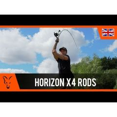 Lanseta Fox Horizon X4 Abbreviated Handle 3m/3.5lb
