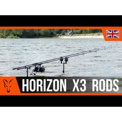 Lanseta Fox Horizon X3 Abbreviated Handle 3.90m/3.5lb