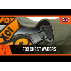 Waders Fox Chest, marime 45