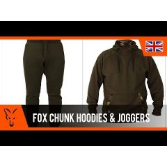 Pantalon Fox Chunk Dark Olive Jogger, marime S
