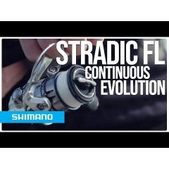 Mulineta Shimano Stradic 2500 FL