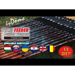 Lanseta feeder Team Feeder Power Fighter XXH 3.60m/50-180g