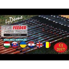 Lanseta feeder Team Feeder Power Fighter River Feeder XXH 3.90m/100-250g