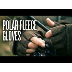 Manusi Trakker Polar Fleece Gloves