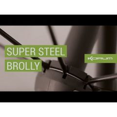 Umbrela Korum Super Steel Brolly