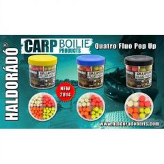 Boilies Haldorado Pop-up Fluo Quatro - 11mm