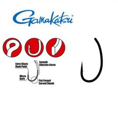 Carlige Gamakatsu G-Carp Hump Back - Nr.8
