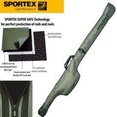 Husa lansete Sportex Super Safe Soft X 195cm