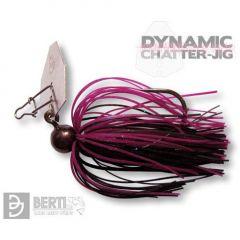 Bertilure Dynamic Chatter-Jig Nr.4/0, 7g culoare Purple Perch