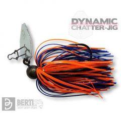 Bertilure Dynamic Chatter-Jig Nr.4/0, 7g culoare Blue Orange