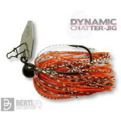 Bertilure Dynamic Chatter-Jig Nr.4/0, 7g culoare Orange Shad