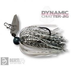 Bertilure Dynamic Chatter-Jig Nr.4/0, 7g culoare White Perch