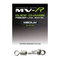Agrafe + varteje Maver MV-R Quick Change Feeder Link - L