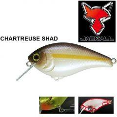 Vobler Jackall Aska SR 6cm/14gr. Chartreuse Shad