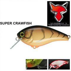 Vobler Jackall Aska SR 7.5cm/18gr. Super Crawfish