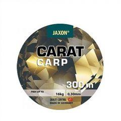 Fir monofilament Jaxon Carat Carp 0,32mm/19kg/300m