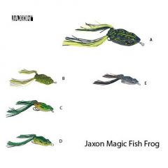 Jaxon Magic Fish Frog 2E 6cm, culoare E