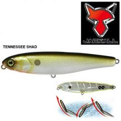 Jackall Bonnie 95, 9.5cm/13gr. Tennessee Shad