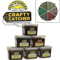 Pelete Crafty Catcher Jelly Pellets Mussel 350ml