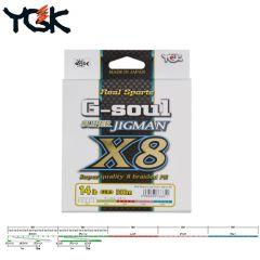 Fir textil YGK RS G-Soul Super Jigman X8 0.285mm/50lb/200m