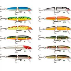 Vobler Rapala Jointed 7cm/4g, culoare CH