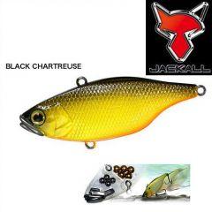 Vobler Jackall TN 60, 6cm/12.7gr Black Chartreuse