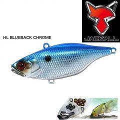 Vobler Jackall TN 60, 6cm/12.7gr  HL Blueback Chrome