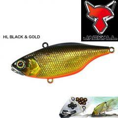 Vobler Jackall TN 60, 6cm/12.7gr  HL Black & Gold