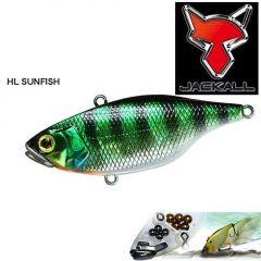 Vobler Jackall TN 70, 7cm/18gr  HL Sunfish