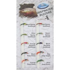 Set Muste Dragon Tackle Deepwater Buzzers