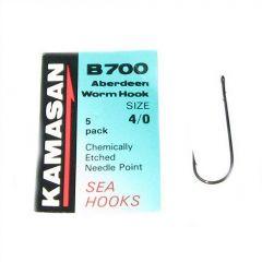 Carlige Kamasan B700 Aberdeen Worm nr.4/0