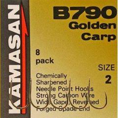 Carlige Kamasan Golden Carp B790 nr.1/0