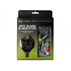 Kit avertizor electronic Korum + hanger