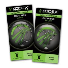 Kodex Chod Rigs Long Nr.3