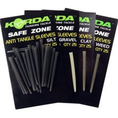 Korda Antitangle Hookline Sleeves (Gravel)