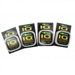 Fir fluorocarbon Korda Fluorocarbon IQ Extra Soft 15lb, 20m